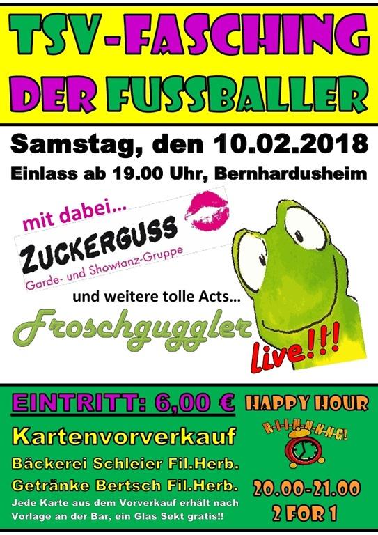 8 Herbolzheimer Fussballer Fasching Am Samstag Den 10 02 18 Tsv