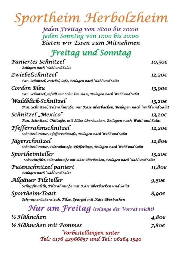 Sportheim-Essen